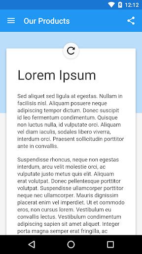 WebView App 2.7.0 Screenshots 6