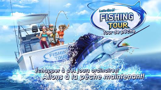 Télécharger Gratuit Tour de pêche : Un voyage de pêche autour du monde  APK MOD (Astuce) screenshots 1