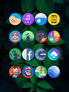 Circa - Icon Pack 2.2 (Mod) (Sap)