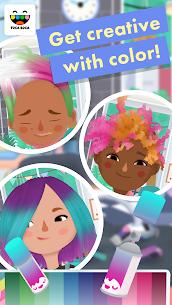 لعبة Toca Hair Salon 3 مهكرة Mod مدفوعة مجانا 4