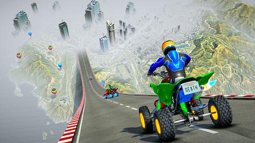 ATV Quad Bike Racing u2013 Mountain Climb Stunt Games  screenshots 1