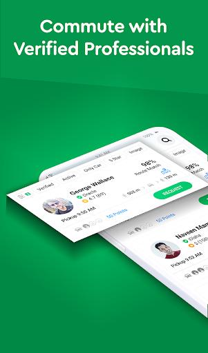 Quick Ride Carpool, Bikepool, Taxi, Bazaary & Jobs android2mod screenshots 4