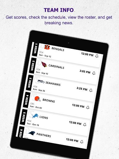 Minnesota Vikings Mobile android2mod screenshots 21