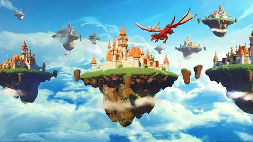 Code Triche Sky Kingdoms APK MOD (Astuce) screenshots 1
