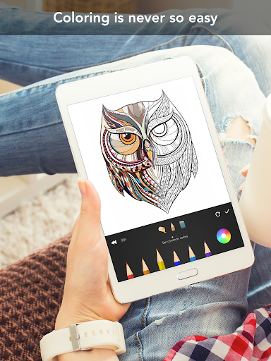 Coloring Book for family 3.2.1 screenshots 1