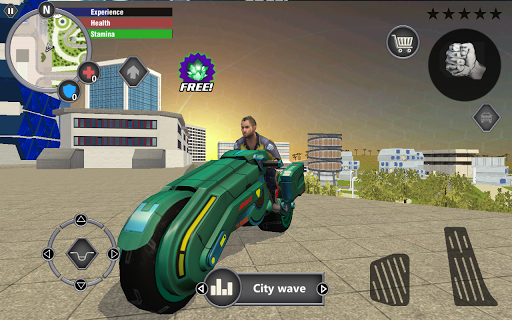 Car Theft of the Future screenshots 7