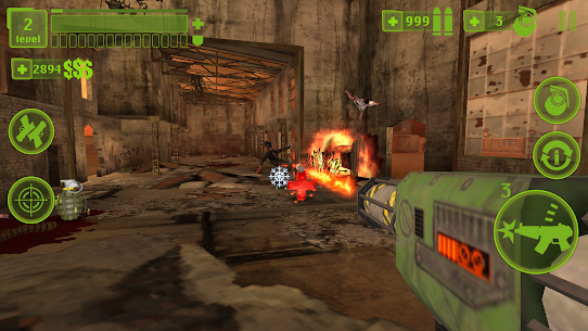 Zombie Hell 3 : Last Stand – FPS Shooter Hack & Cheats Online 4