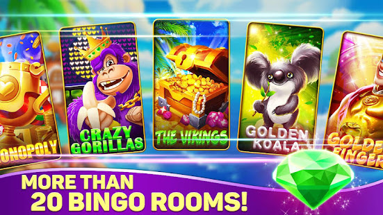 Bingo Fun - 2021 Offline Bingo Games Free To Play 1.0.9 Screenshots 2