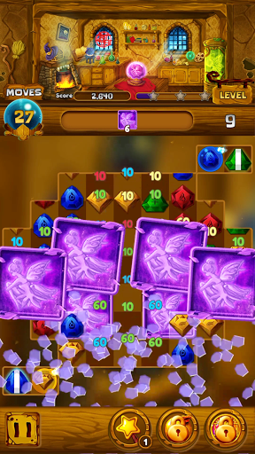 Secret Magic Story: Jewel Match 3 Puzzle android2mod screenshots 10