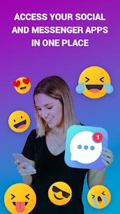 Messenger for Social & Messaging Apps 1