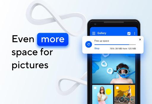Cloud: Photo & Video Backup! Free Online Storage 3.15.7.11571 screenshots 1
