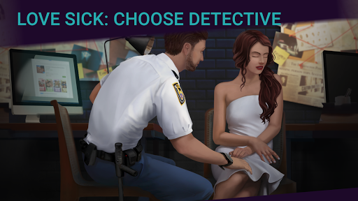 Love Sick: Love story game. New chapters&episodes  screenshots 3