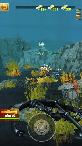 Fishing Hunter - Ocean Shooting Simulator  screenshots 13