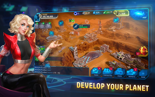 Stellar Age: MMO Strategy 1.19.0.18 screenshots 9
