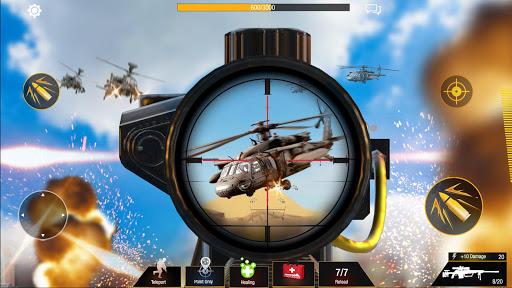 Sniper Game: Bullet Strike - Free Shooting Game  screenshots 1