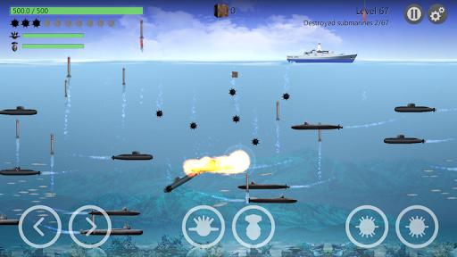 Sea Battle : Submarine Warfare 3.3.2 screenshots 22