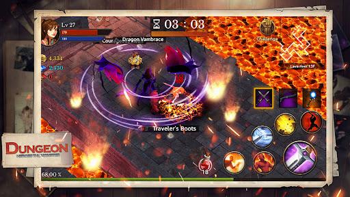 Dungeon Heroes The Monster MMORPG  screenshots 1