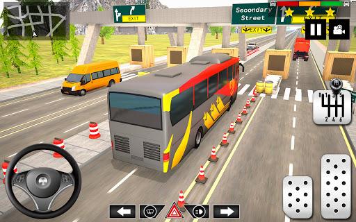 Mountain Bus Simulator 3D  screenshots 9