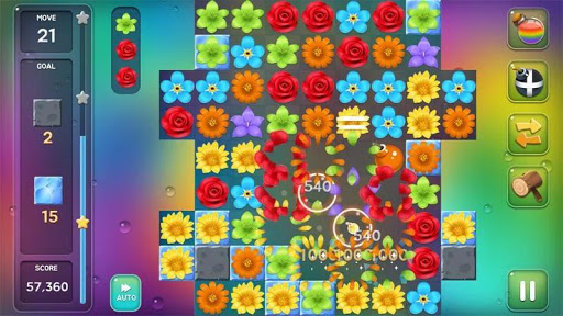 Flower Match Puzzle 1.2.2 screenshots 16