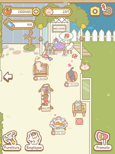 Cat Spa 0.1.25 screenshots 11