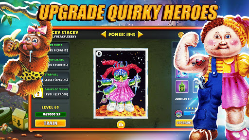 Garbage Pail Kids : The Game android2mod screenshots 3