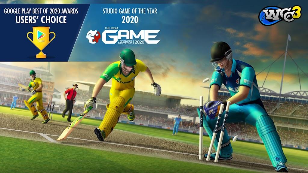 World Cricket Championship 3 - WCC3 poster 0