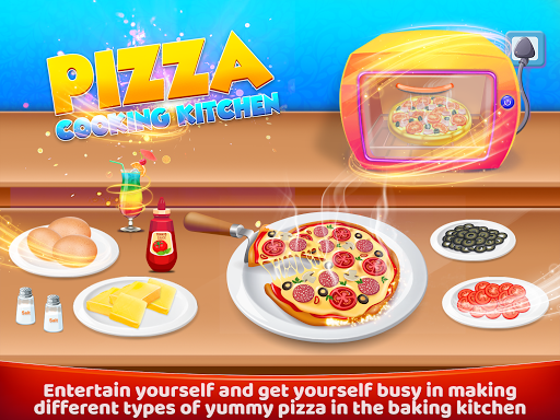 Pizza Cooking Kitchen Game 0.3 screenshots 1