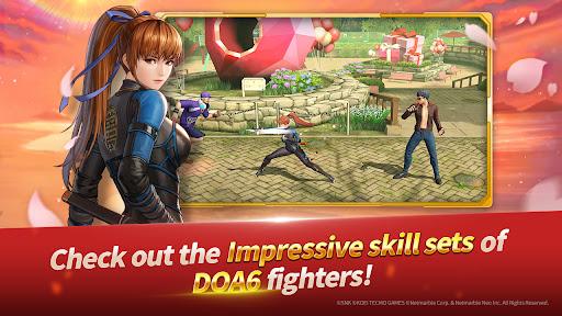 The King of Fighters ALLSTAR Apkfinish screenshots 1