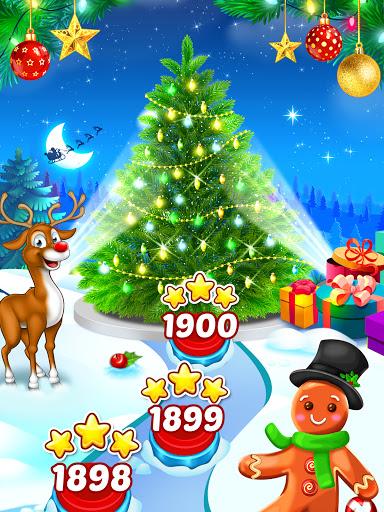 Christmas Cookie - Santa Claus's Match 3 Adventure 3.3.5 screenshots 12
