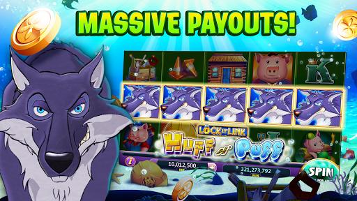 Gold Fish Casino Slots - FREE Slot Machine Games modiapk screenshots 1