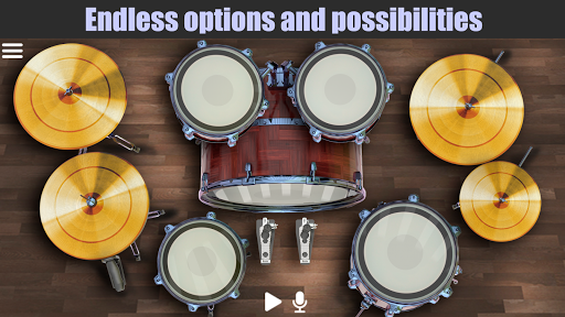 Drum Solo HD  -  The best drumming game 4.5.2 screenshots 3