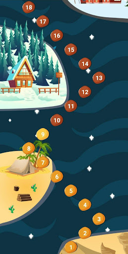 Snaak Crush - Word Games Arabic 4.0 Screenshots 2