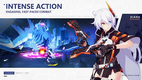 Hack Game Honkai Impact 3 apk free