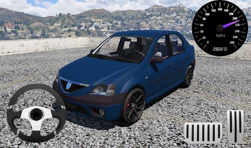 citizen car renault logan classic parking screenshot 1