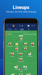 AiScore – Live Scores for Football & Basketball 5