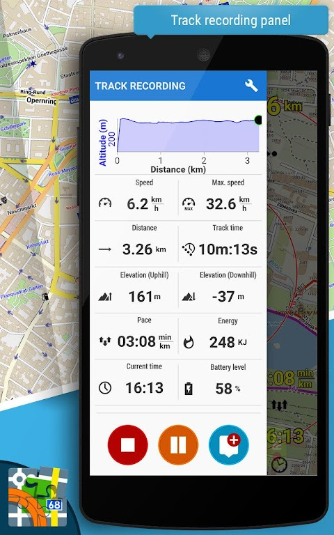Locus Map Pro - Outdoor GPS navigation and maps  poster 6