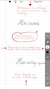 INKredible - Handwriting Note 2.4.3 (Unlocked) (Modded) (SAP)
