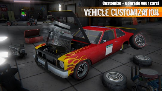 Demolition Derby 3 Mod Apk (Unlimited Gold/Unlocked All Cars) 9