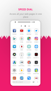 Monument Browser: Ad Blocker, Privacy Focused Screenshot
