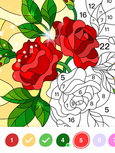 No.Paint - Relaxing Coloring games 2.2.3 screenshots 11