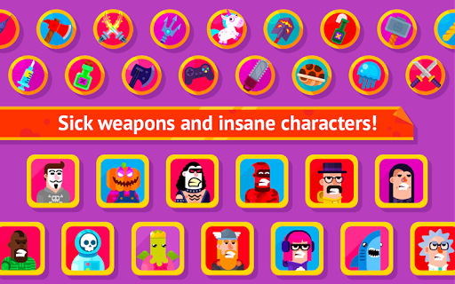 Bowmasters 2.14.8 screenshots 8