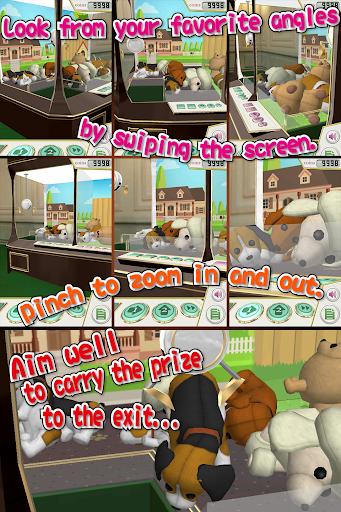 Claw Crane Puppies Apkfinish screenshots 10