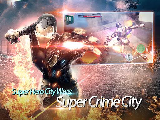 Super Hero City Wars:Super Crime City 9 screenshots 7