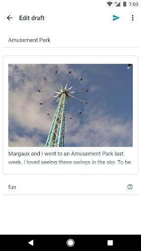 Blogger apktram screenshots 4