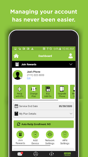 Simple Mobile My Account R14.2.0 screenshots 1