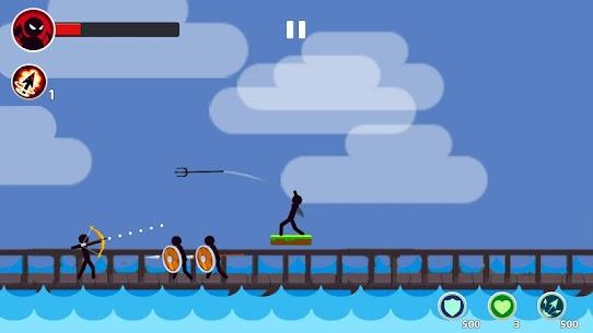 Stickman Archery Master – Archer Puzzle Warrior Mod Apk 1.0.18 (Free Shopping) 6