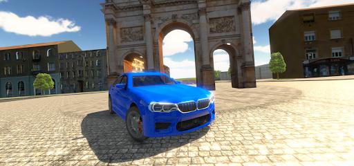 Europe Car Driving Simulator 1.2 screenshots 7