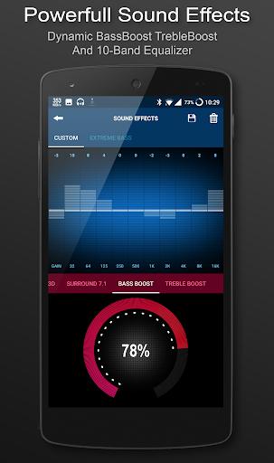 3D Surround Music Player 1.7.01 Screenshots 3