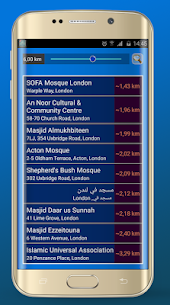 Azan Prayer times UK For Pc – Free Download On Windows 7, 8, 10 And Mac 4