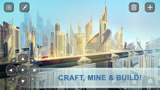 City Build Craft: Exploration of Big City Games 1.31-minApi23 screenshots 9